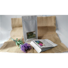 Paper Window 10 Color Zipper Bag
