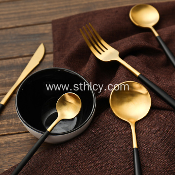 4pcs Set Restaurant Western High Quality 304 Cutlery