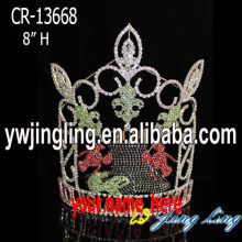 Custom Rhinestone Lobster Pageant Crown