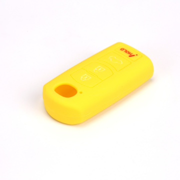 Mazda silicon key cover 4 buttons
