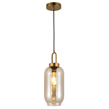American Modern glass Pendant Lamp for Home Restaurant