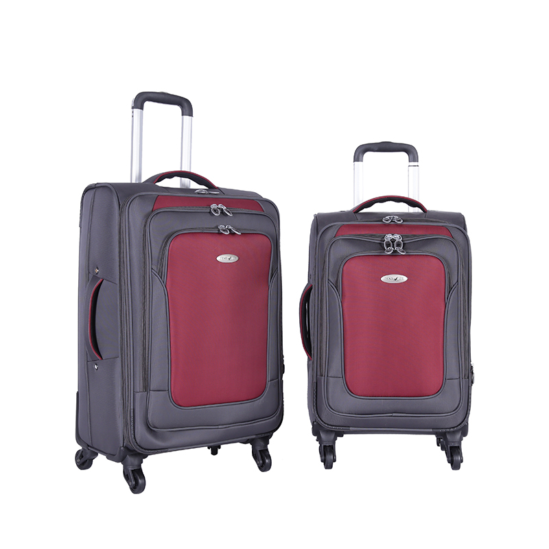 Expandable soft Luggage bags