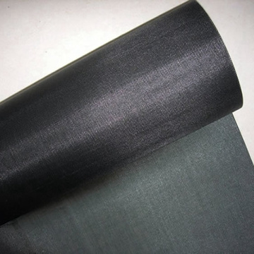 Grey Color Fiberglass Window Screen
