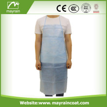 Transparent PE Apron for Adult