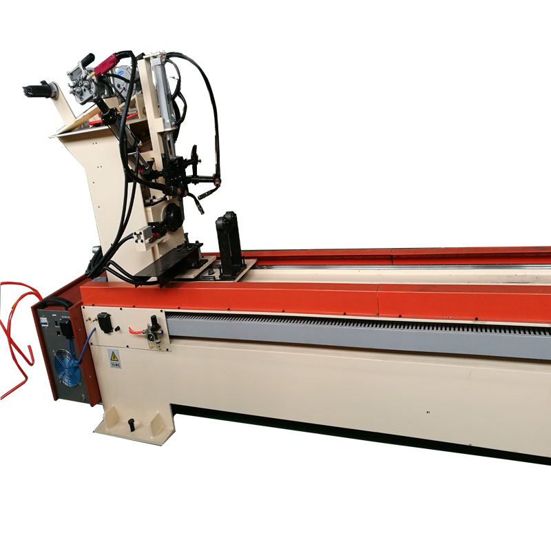Ledger automatic welding machine