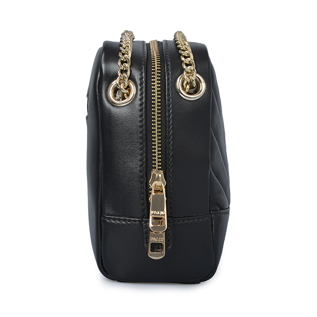 Lamb Leather Structured Soft Ladies Mini Crossbody Handbags