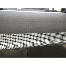 PP Geogrid Combined With Nonwoven Geotextile