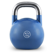 Cast Iron Neoprene  Dipped Kettlebell
