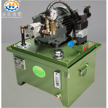Vertical Quantitative Vane Pump Oil Pump Station