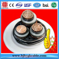 high volt 35kv multi-core XLPE/SWA/PVC Insulated power Cable