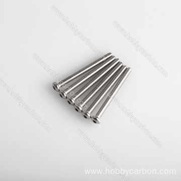 I-M3 Stainless Steel Button Head Screws