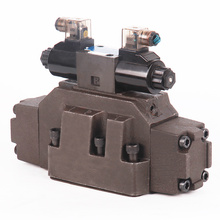 DSHG 10 Pilot Operated Solenoid Directional Control Valve