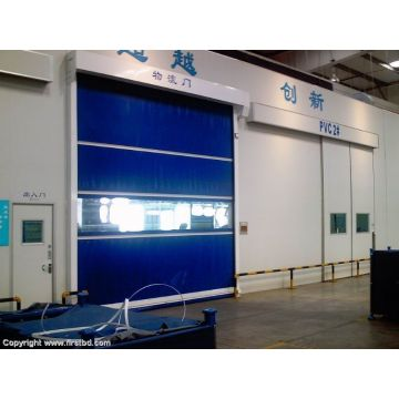 Factory Industry Fast Rolling Up Door