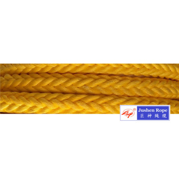 12-Strand Polyester/ Polypropylene Mixed Rope