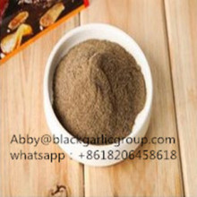 Short Lead Time for Black Garlic Powder Black garlic powder for sale supply to Saint Vincent and the Grenadines Manufacturer