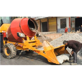 Cement mixer that can make generators