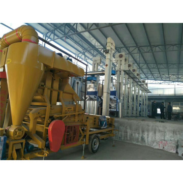 Cleaning Plant Line Machine