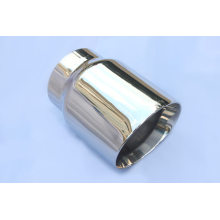 Stainless Steel Mirror like Polishing Tail Pipe