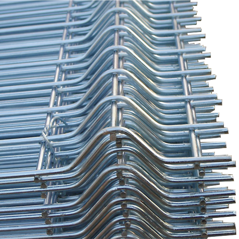 3d Triangle Panel Wire Mesh Fence China Manufacturer