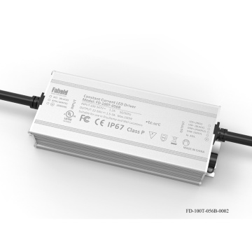 100W 22-56Vdc Dimmable Driver
