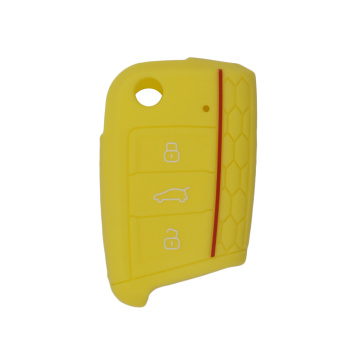VW Golf7 protective car key cover