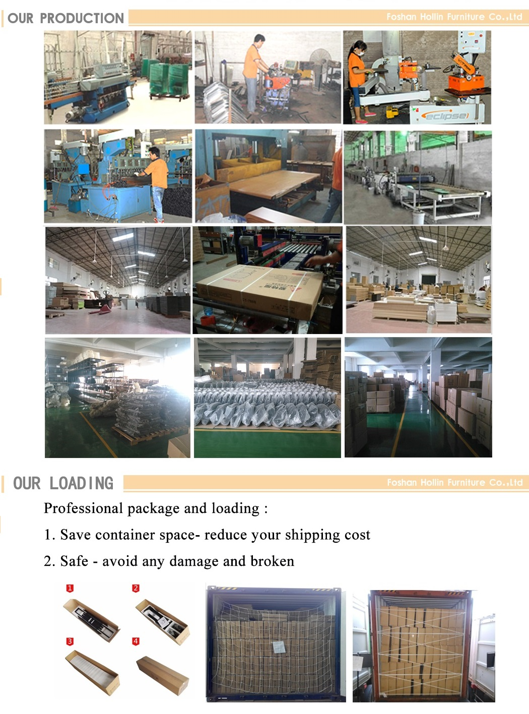 Furniture Production
