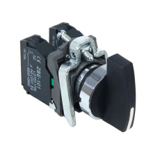 High reputation for for XB4 Series Pushbtton Switch XB4-BJ33 Select Switch Long Handle supply to Chile Exporter