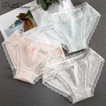Women's briefs underwear and cotton panty