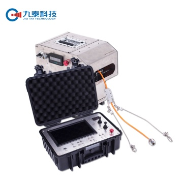 Pipe Crawling Robot Inspection Device