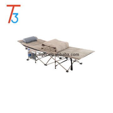 Outdoor Portable Military Folding Camping Bed Cot Sleeping Hiking Travel Single Folding Bed