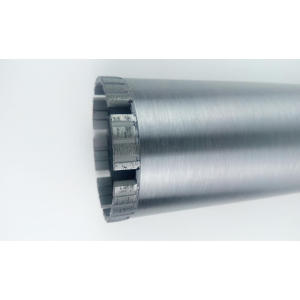 10 Years for Diamond Core Drill 127mm Laser Welded Core Drill with Turbo Segment supply to Russian Federation Factories