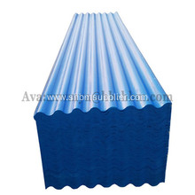Heat-Resistant Eco-friendly PET-film MgO Roofing Sheets