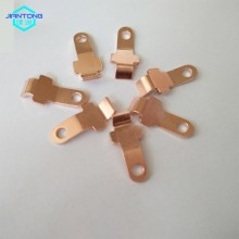 beryllium copper contacts small precision stamping parts