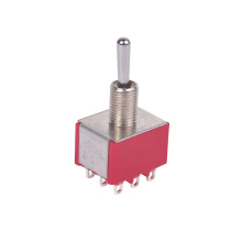 Best Quality for Electrical Toggle Switches Multi Position Miniature Momentary Latching Toggle Switch supply to India Manufacturers