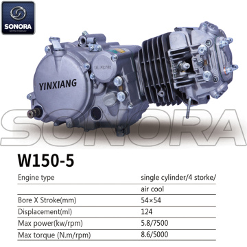Yinxiang Engine W150-5 BODY KIT ENGINE PARTS COMPLETE SPARE PARTS ORIGINAL SPARE PARTS