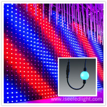 Professional for 3D Led Disco Ball Digital 3D DMX LED ball Curtain light export to France Exporter