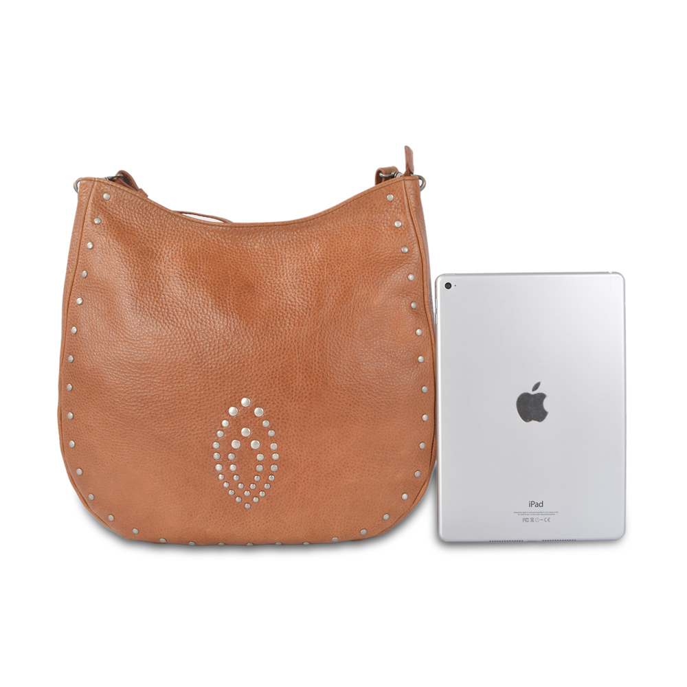 Leather Tote Crossbody bag