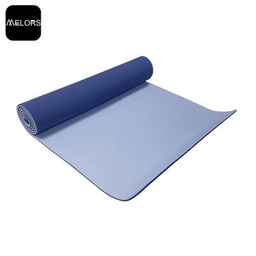 Melors TPE Yoga Mat Yoga Exercise Mat