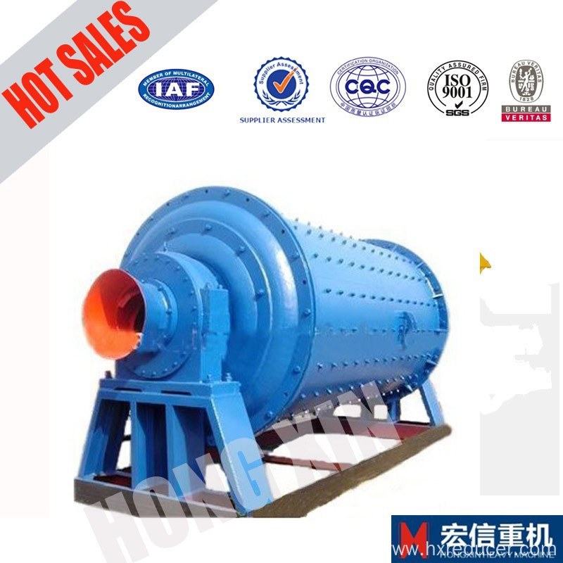 stainless steel overflow type ball mill