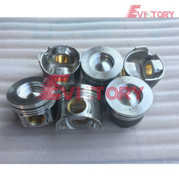 HINO engine parts piston J08E piston ring