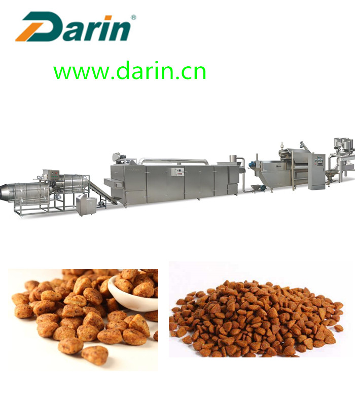 Pet Food Dog Food Extruding Machine