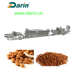 Highly efficient and healthy pet food production line