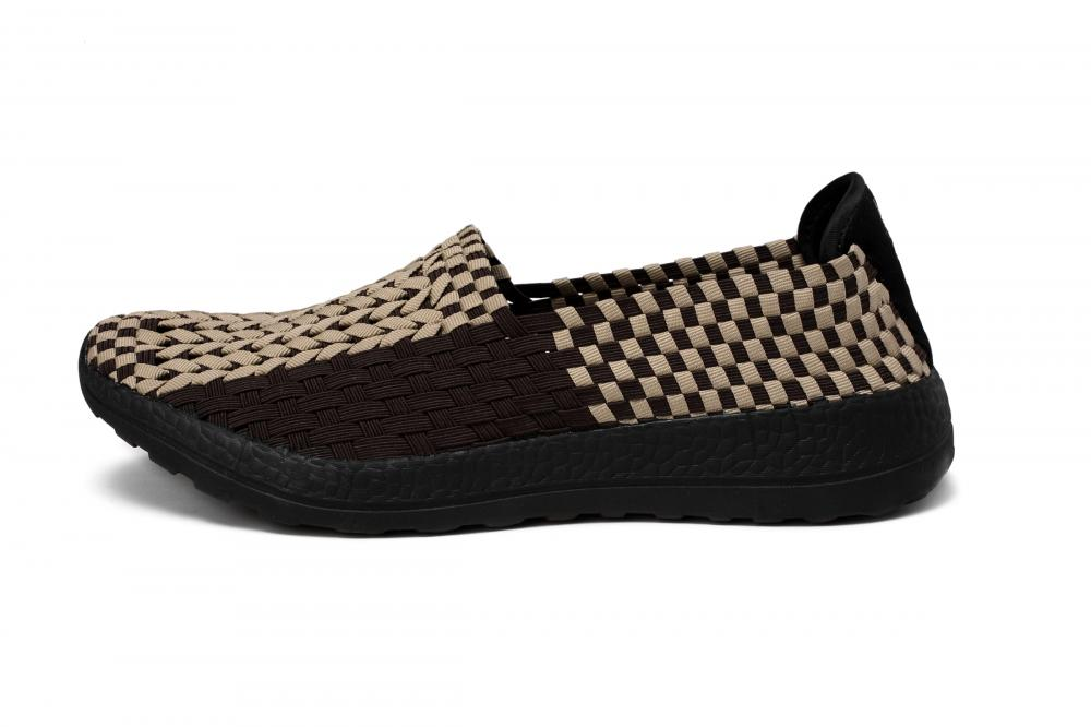 Skin-friendly Design Woven Hollow Shoes
