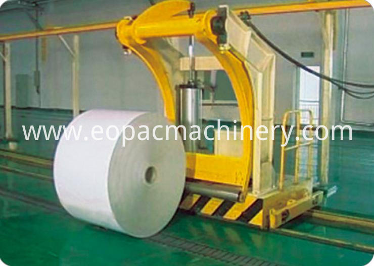 Paper Roll Wrapping Conveying Equipment