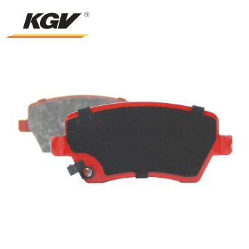 23973 Auto Brake Pad For Dacia Logan Parts