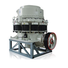 Factory Supply New Type Spring Cone Crusher