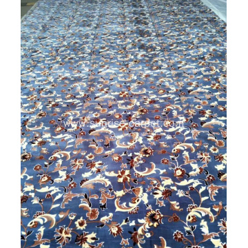 Wall to wall Polyester Carpet