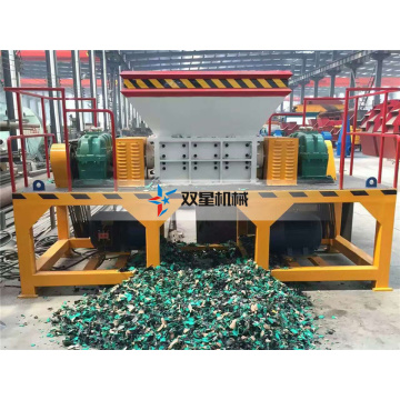 Used Tire Tyre Shredder Machine Equipment