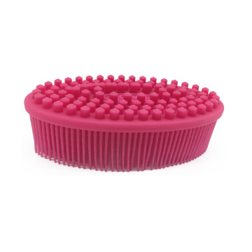 Food-Grade Silicone Dishwashing Scrubber