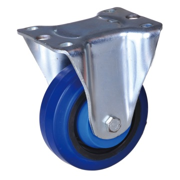 6 inch rigid wheel industrial casters